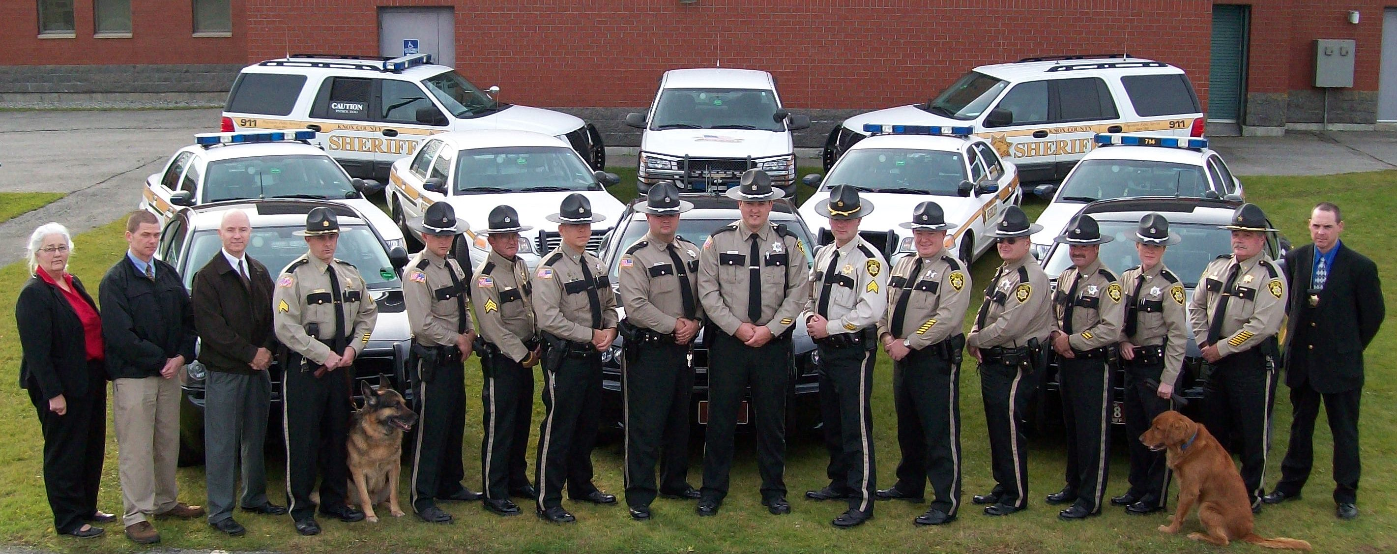 Knox County Sheriff's Department - Knox County